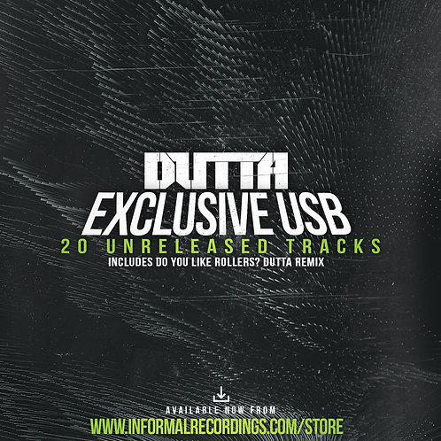 THE DUTTA USB (Another 50 copies only