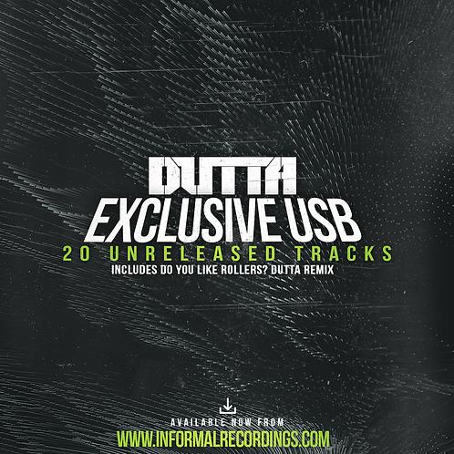 THE DUTTA USB (PRE ORDER)