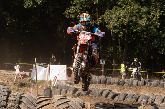 Round 10 - GNCC Black Sky Race Report