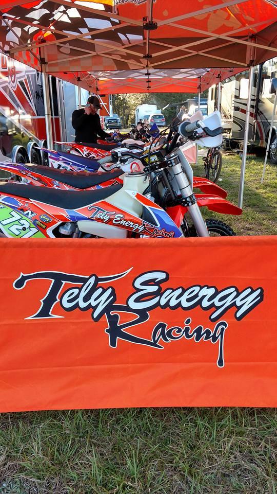 2017 Tely Energy Race Team