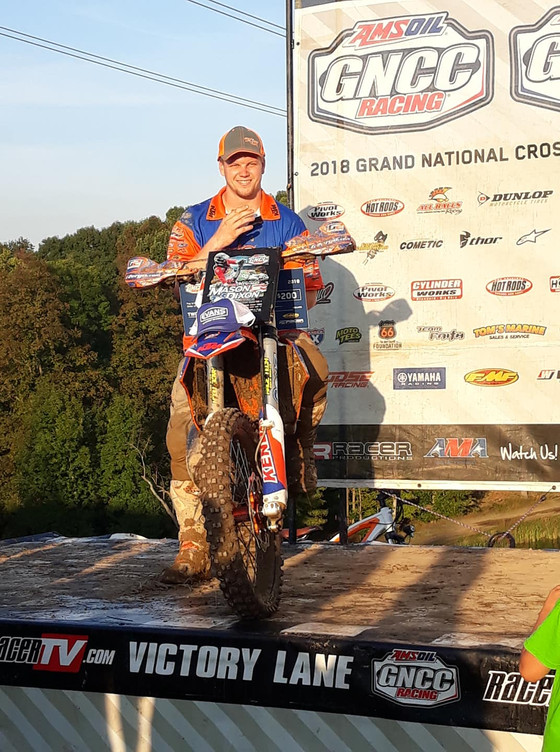 Round 11 - GNCC High Point Race Report
