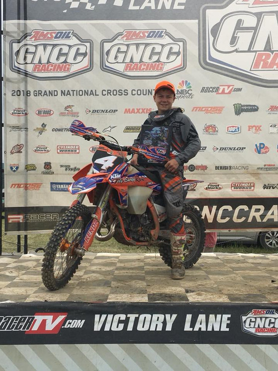 Round 8 - GNCC Race Report