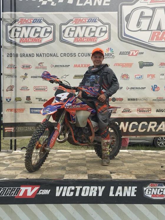 Round 8 - GNCC Race Report
