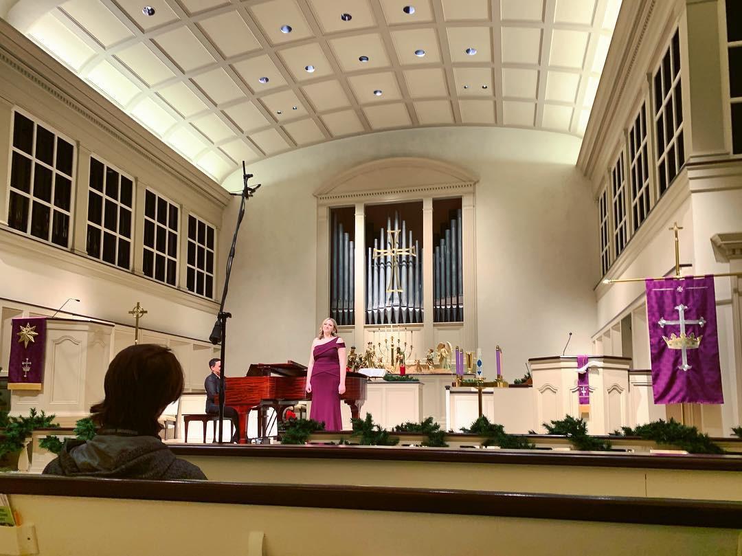 Recital, Kansas City