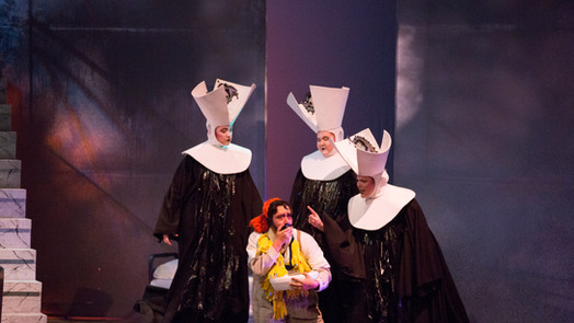 Second Lady in The Magic Flute