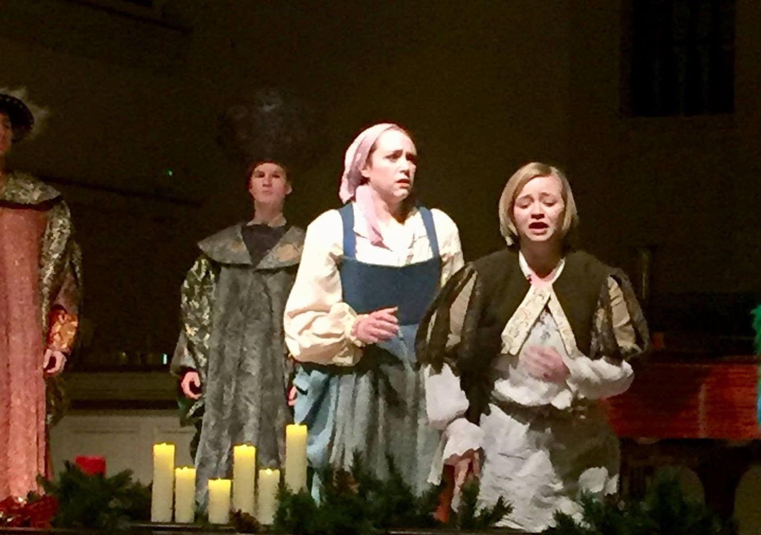 Mother in Amahl and the Night Visitors
