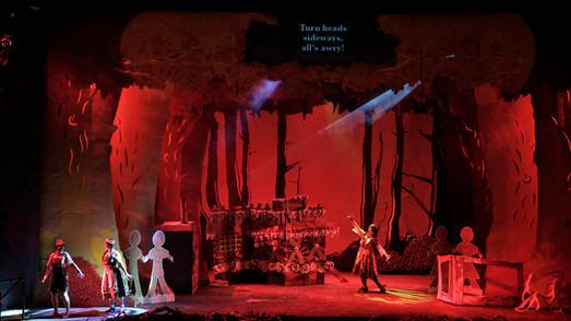 The Witch in Hänsel und Gretel