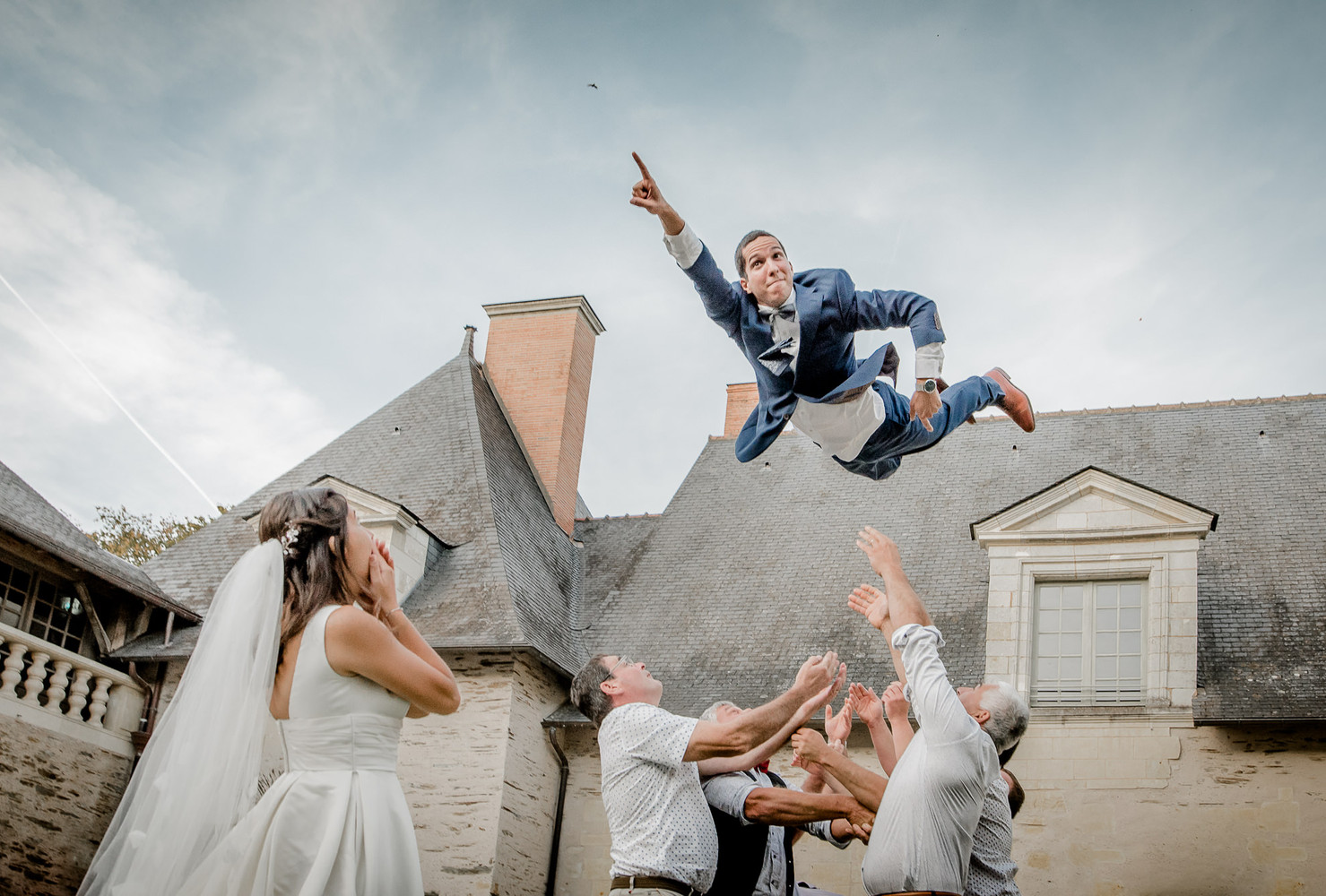 photographe mariage Montreuil juigné
