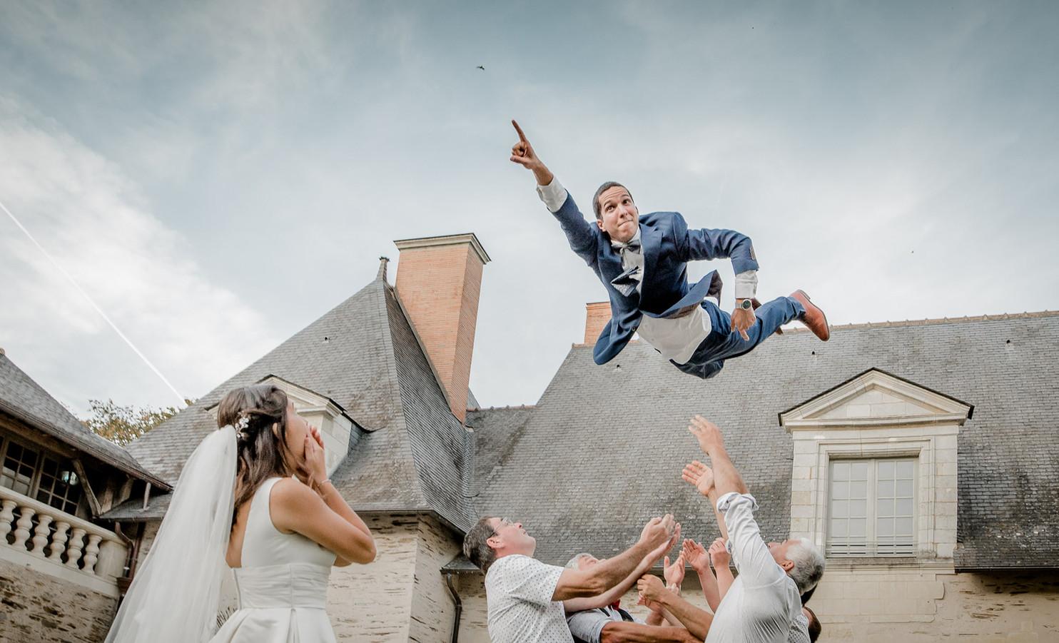photographe mariage Avrillé Maine et Loire - Pays de la Loire.