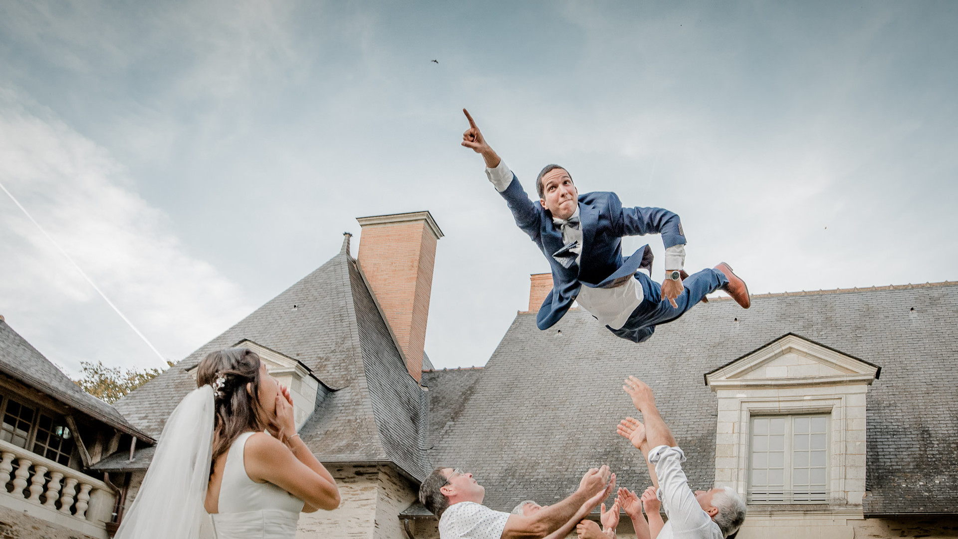 photographe mariage Maine et Loire - Pays de la Loire.