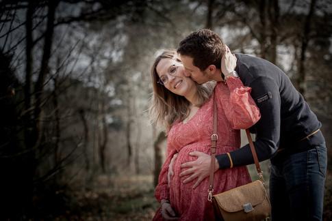 photographe de grossesse sur Angers