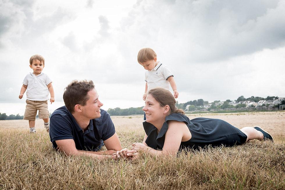 Cadeau séance photo  photo famille