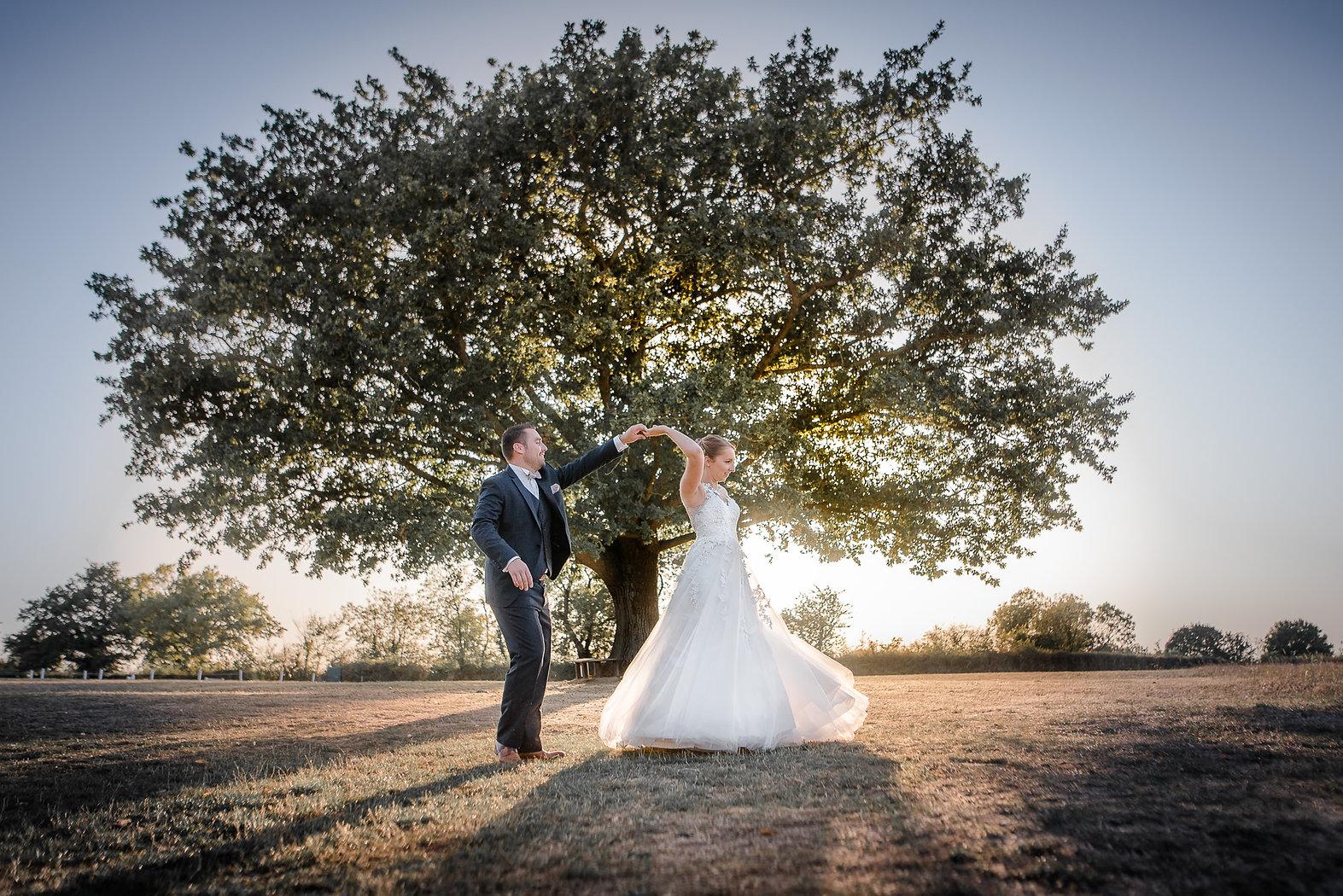 Photographe de mariage Angers - Marc Leg