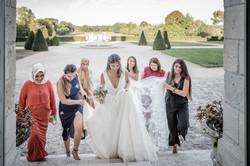 Elif et Charlie - Mariage chateau de la