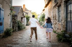 Elif et Charlie - séance engagement - Ma