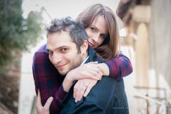 shooting couple Angers