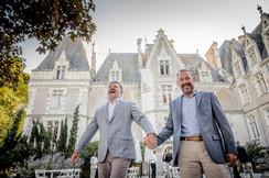 seance couple chateau angers