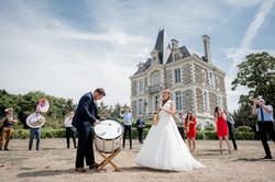 Lisa et Francois - Mariage au Château de