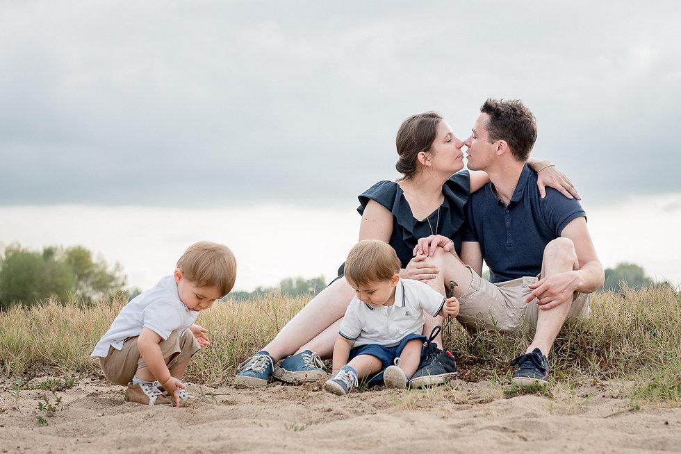 Photographe de famille à Angers 49. Marc