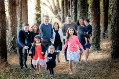 shooting famille intergenerationnelles Angers
