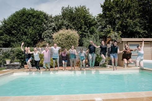 photo de famille tous ensemble Angers
