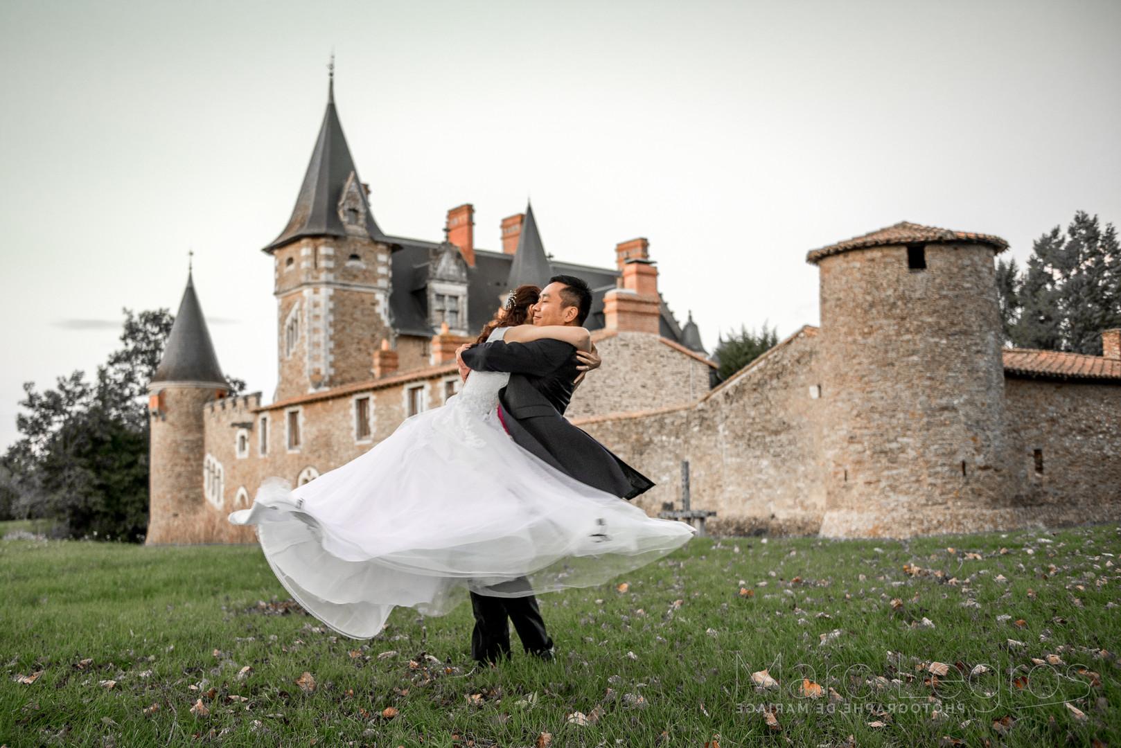 photographe Angers mariage Pays de la Loire
