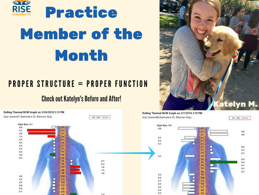 June Practice Member of the Month!
