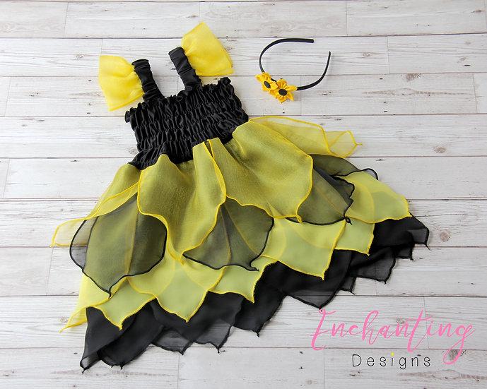 Bumble Bee Dress