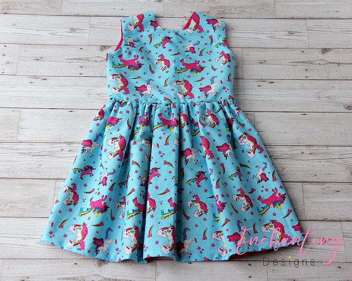 Unicorn Classic Dress