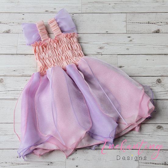 Pink & Lilac Fairy Dress