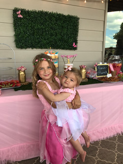 Pink Fairy Dresses