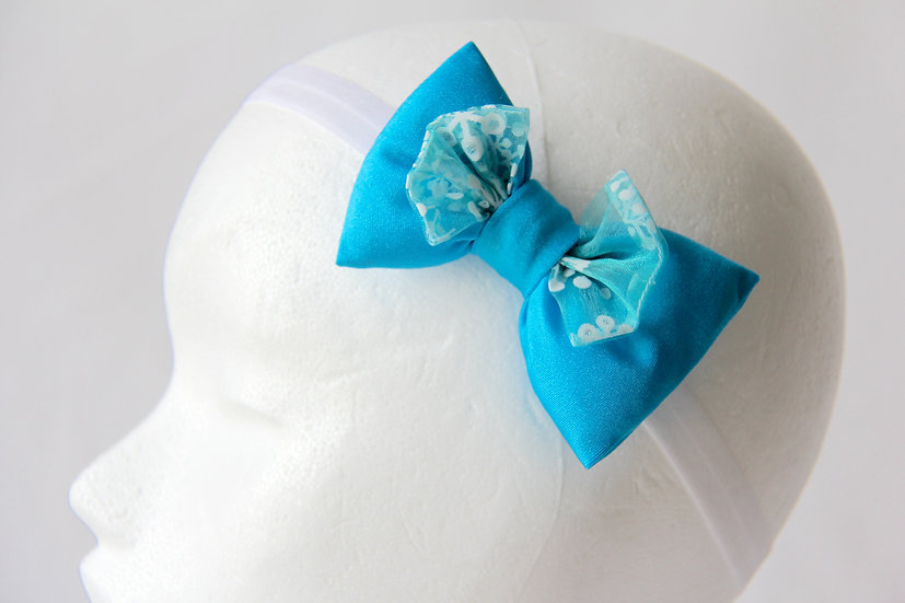 Snowflake Fairy Headband