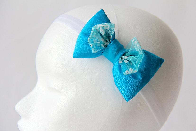 Snowflake Fairy Headband