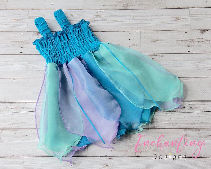Abby Cadabby Inspired Dress