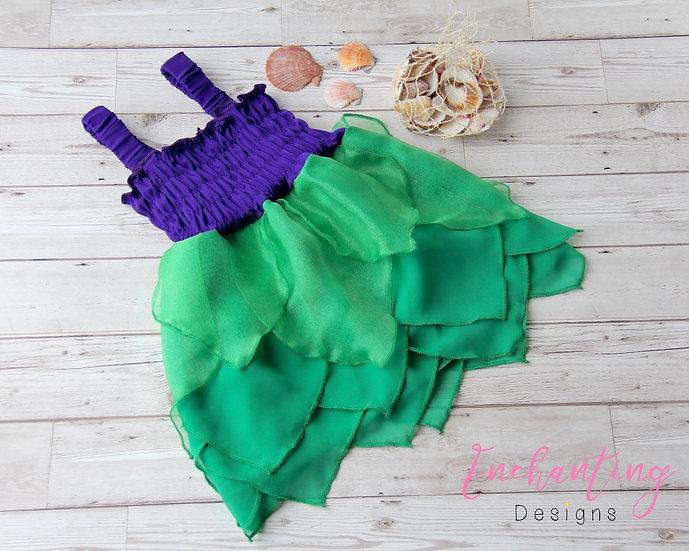 Mermaid Pixie Dress