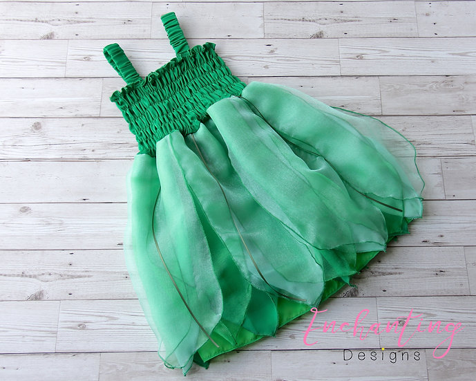 Emerald Fairy Dress