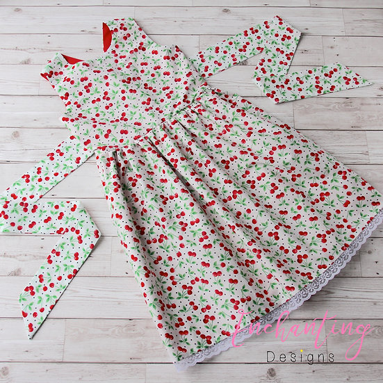 Cherry Classic Dress