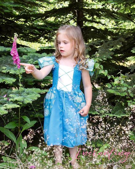 Frozen Inspired Princess Dress