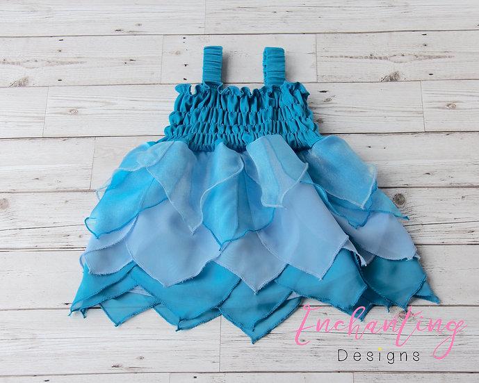 Blue Pixie Dress