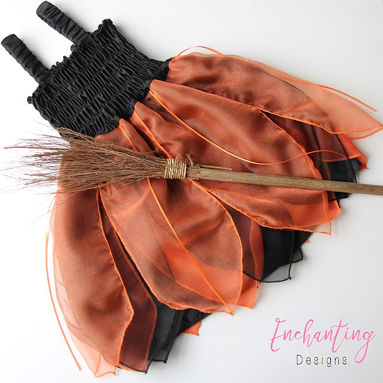Black Fairy Dress