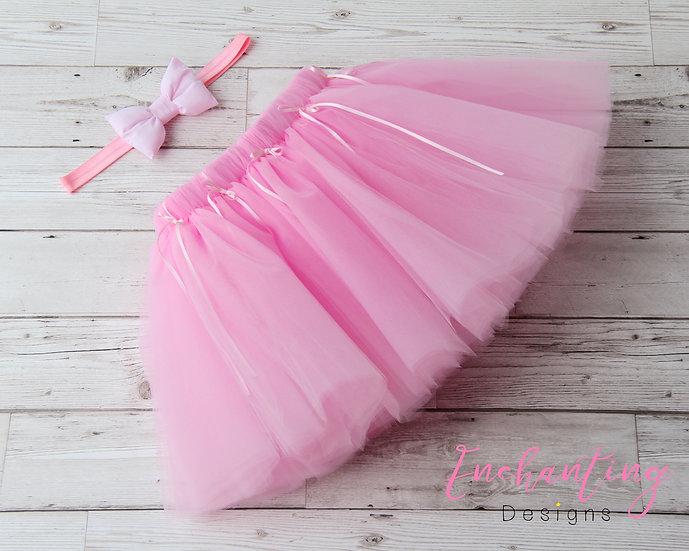 Pink Tutu Set