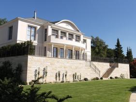 Projekt Klassizistische Villa