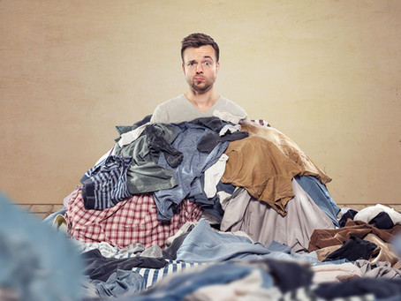 COVID-19 and Clothes? How to Wash Them