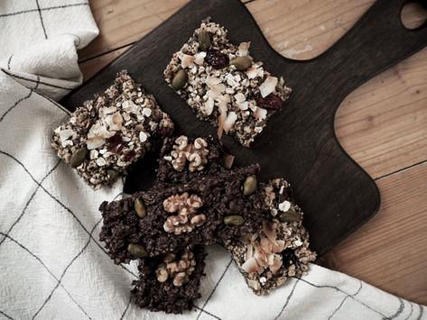 Superfood-Brownies