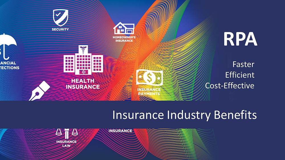 RPA Benefits for Insurance