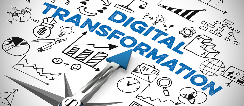 A New Business Strategy for 2019: Digital Transformation