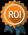 ROI ribbon icon