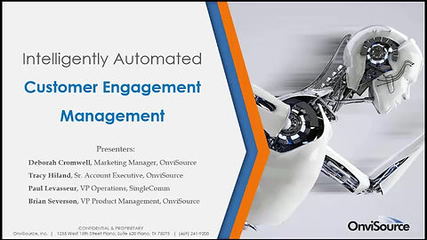customer engagement management