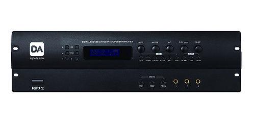 DA-TK250A Karaoke Power Mixing Amp