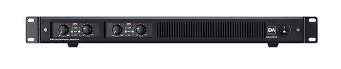 DAQ 7200 Professional Digital Power Amplifier